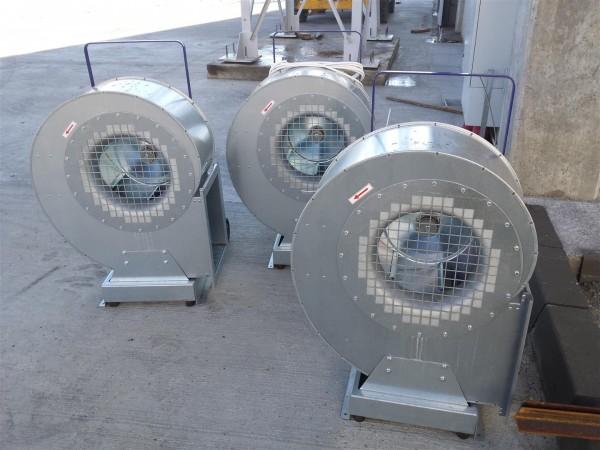 Nidera - ventilatoare aerare