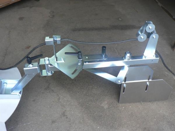 Snec omogenizator - varianta manuala