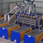 Transportoare pentru fabrici de nutreturi